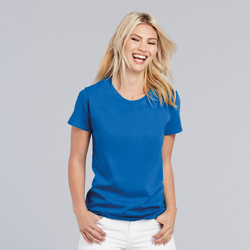 Ringspun T Shirt >> Gildan Softstyle Women S Ringspun T Shirt Event Supplies
