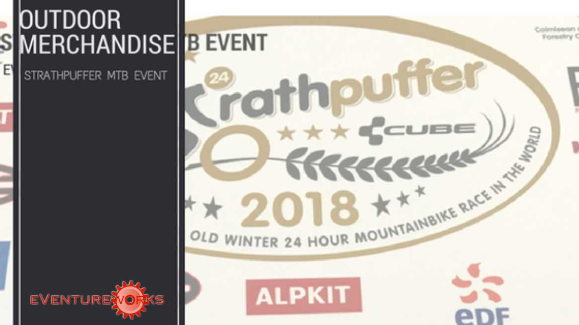 strathpuffer MTB mountain biking event