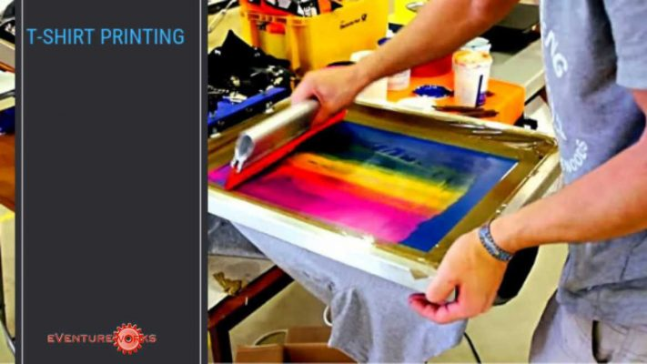 cheap t-shirt printing uk