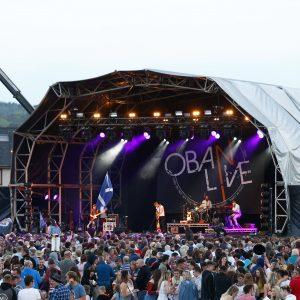 oban live stage